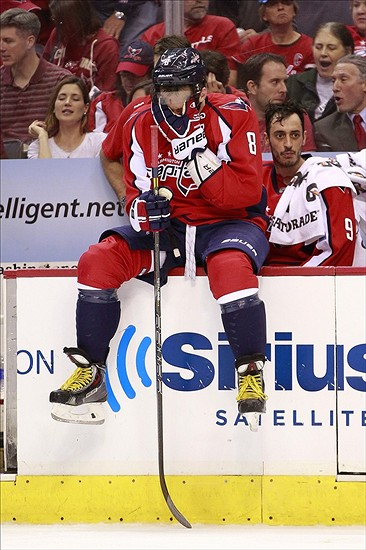 Alexander Ovechkin  Hockey Player and Head Case f4050b868ed2