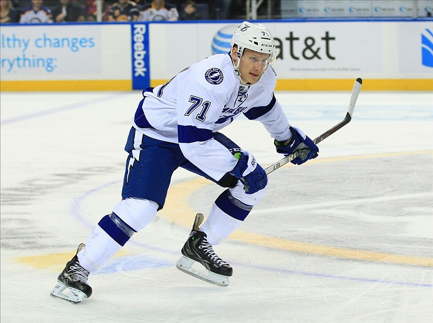 Tampa Bay Lightning RW Richard Panik Suspended For 2 Games