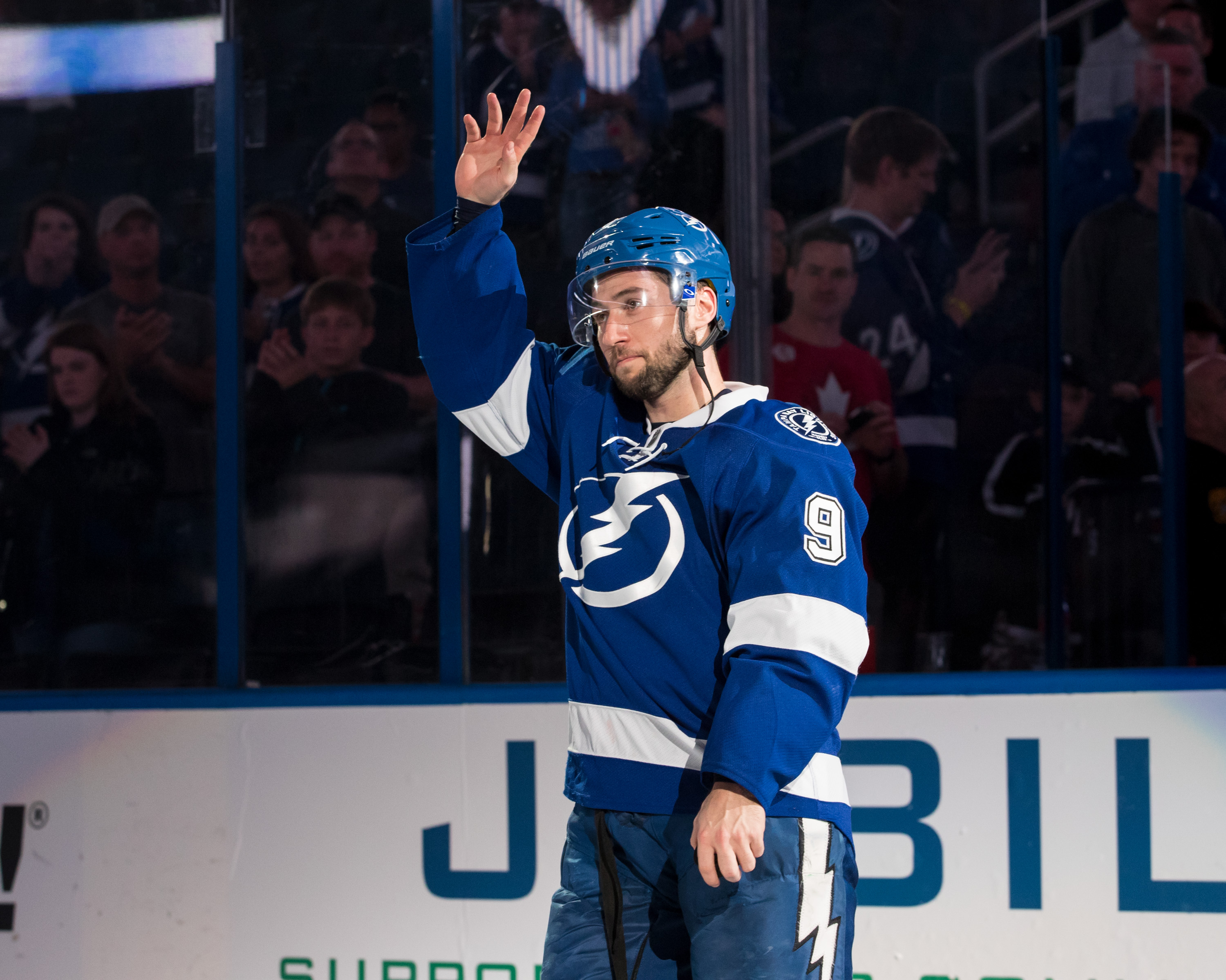 Tyler Johnson Contract, Tampa Bay Lightning free agency